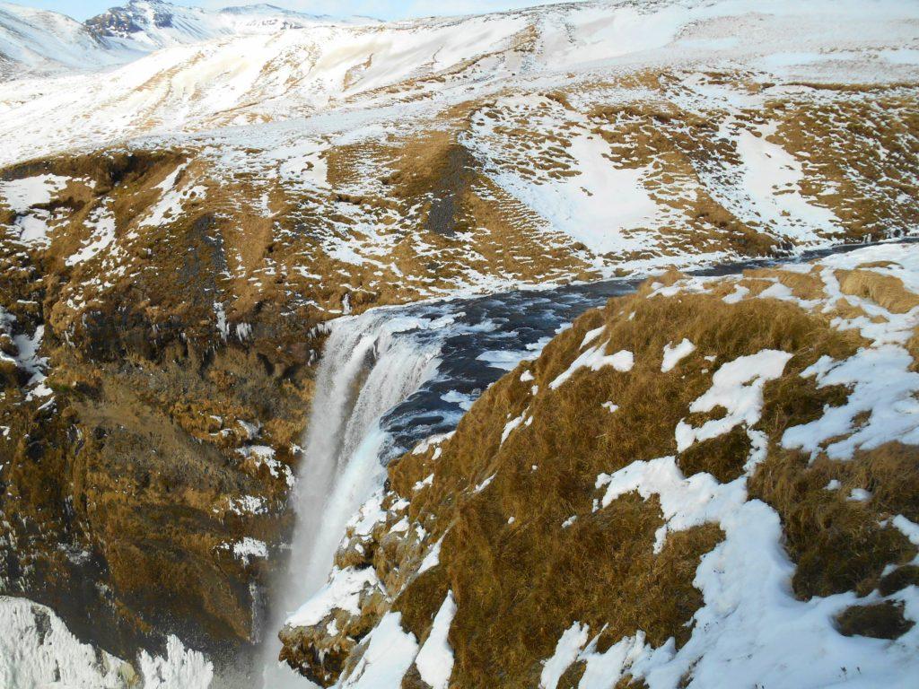 Islande - le sud de l'Ile