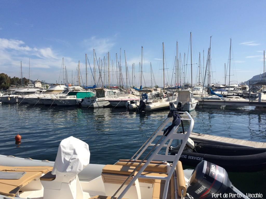 corse - port de porto vecchio