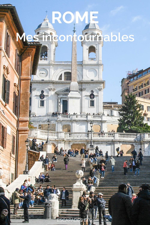 rome incontournables