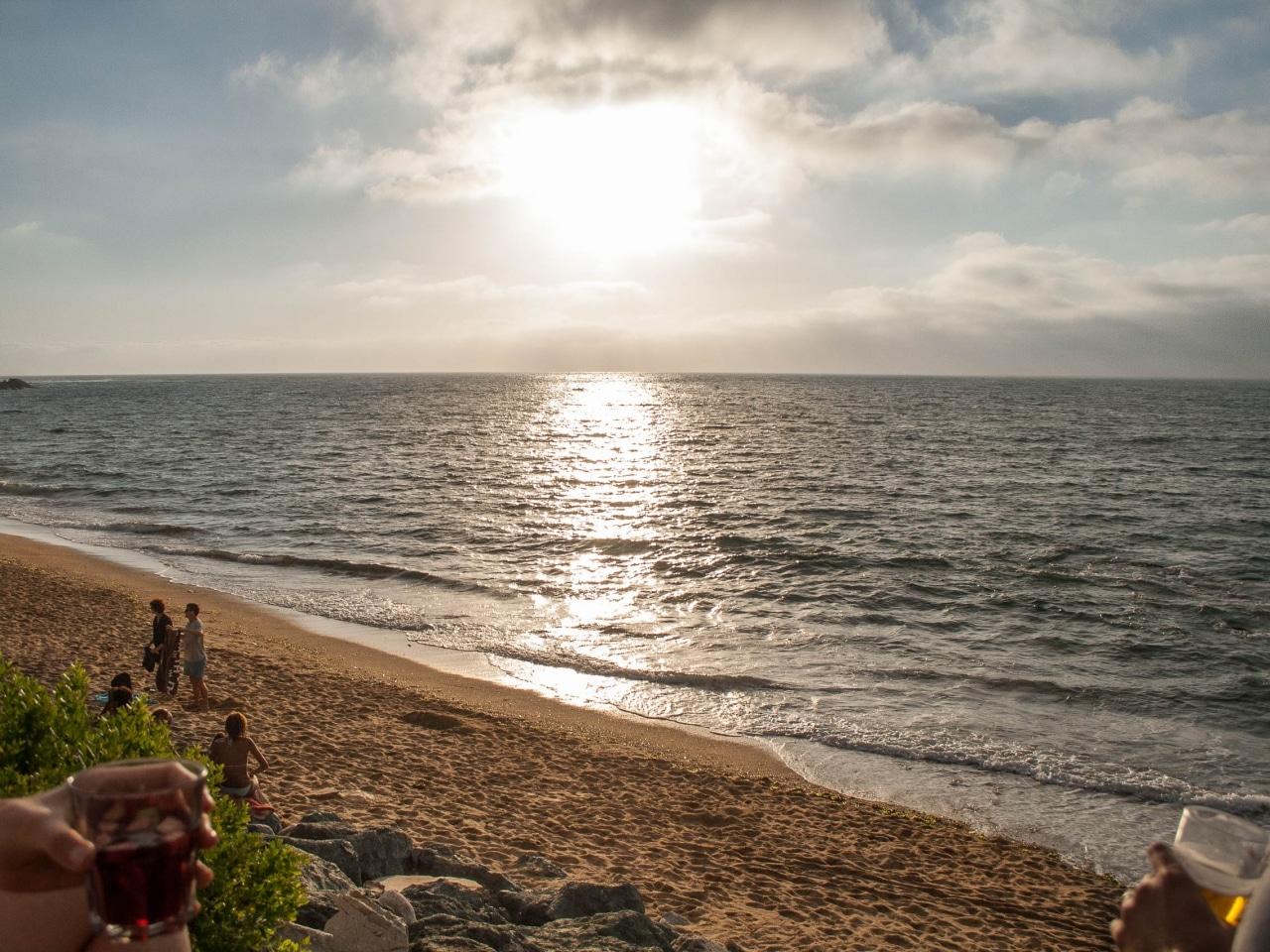 bahia beach bidart