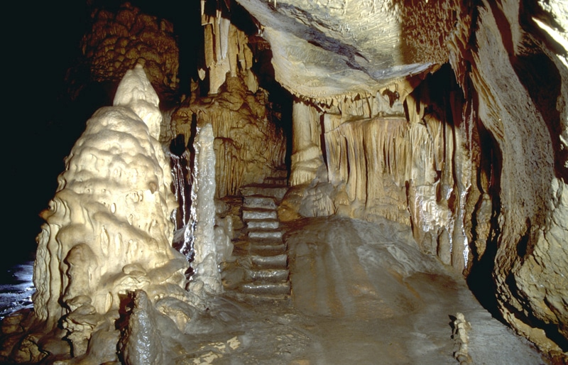 grottes d'Isturitz et Oxocelhaya