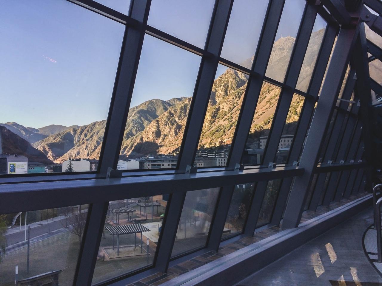 Caldea et Inuu à Andorre la Vieille