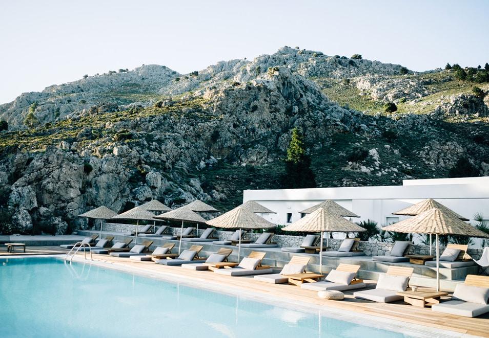 Carnets de Traverse - Le Casa Cook Rhodes Boutique Hotel en Grèce
