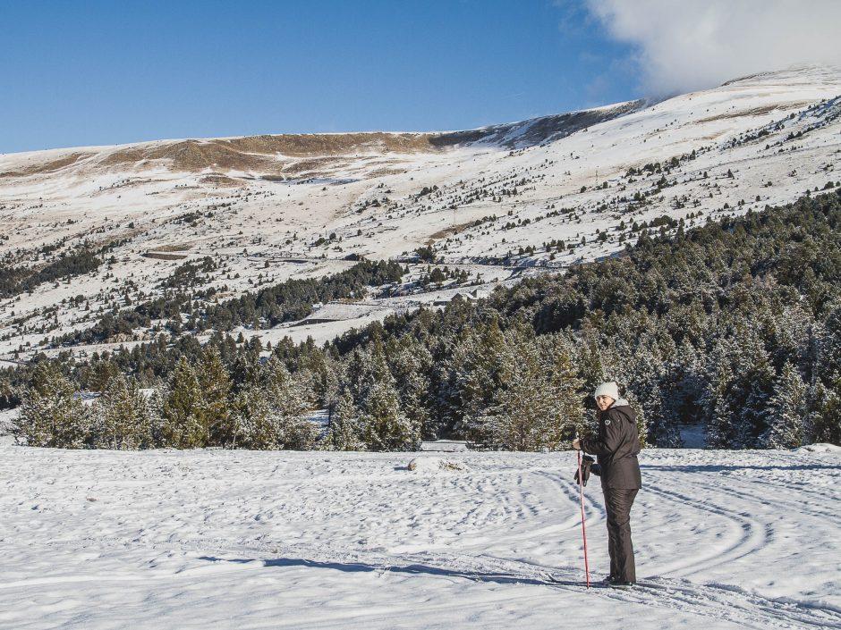 Grandvalira ski de fond
