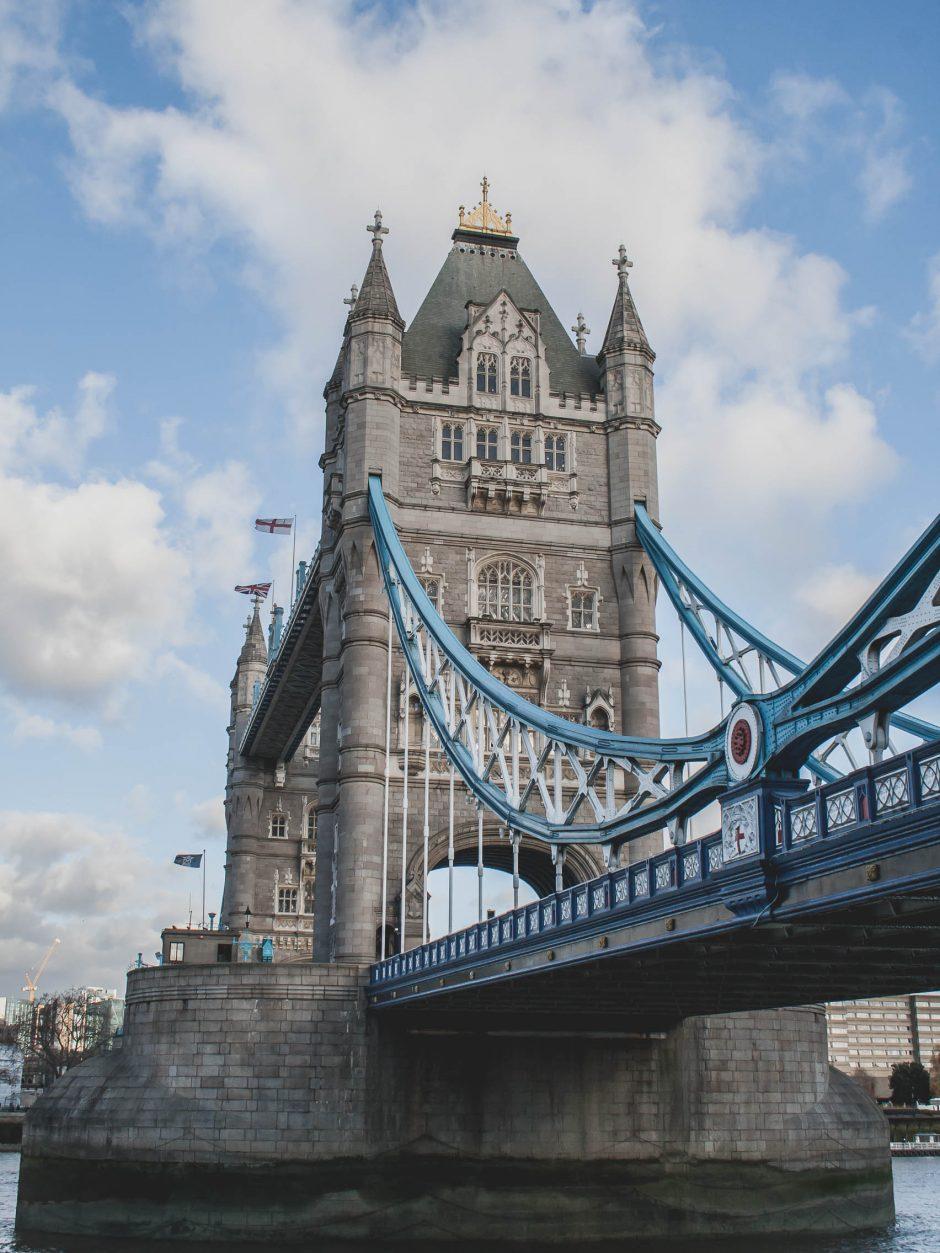 Londres de Southwark à la Tour de Londres
