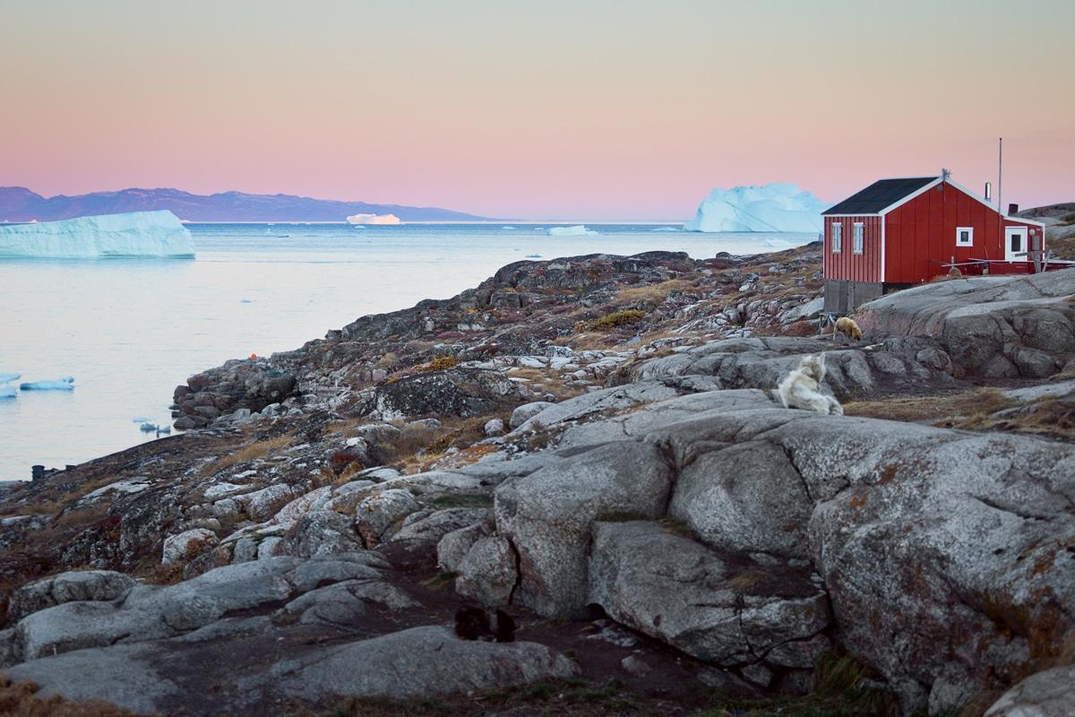 Madame Oreille - Voyage au Groenland