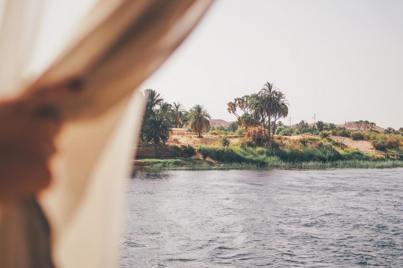 Tippy - Egypte à bord du Steam Ship Sudan