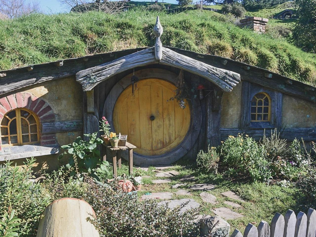 Hobbiton en Nouvelle Zelande