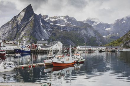Wishlist voyage 2017 - Norvège