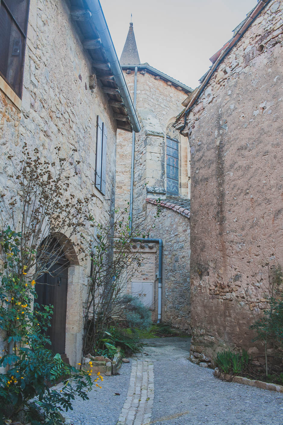 puycelsi beau village france tarn