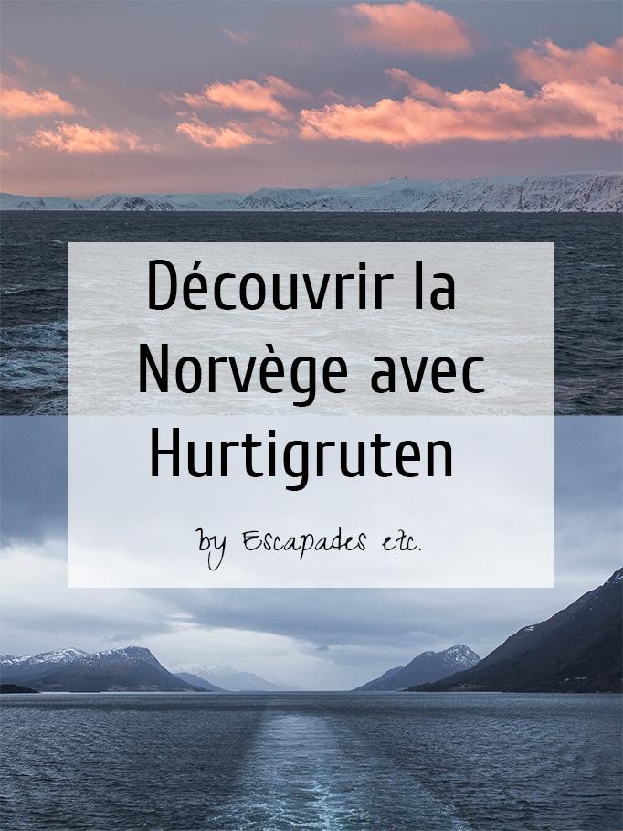 croisiere norvege hurtigruten express cotier