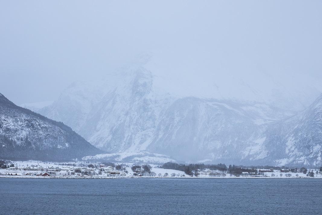 cercle polaire norvege hurtigruten bodo