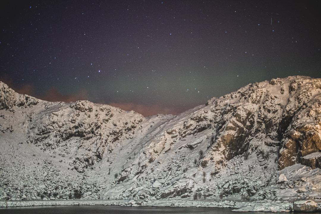 cercle polaire norvege hurtigruten bodo aurore boreale