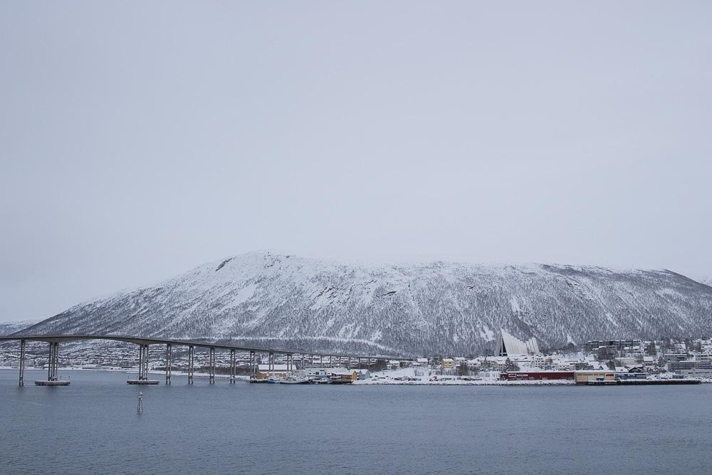 tromso norvege hurtigruten