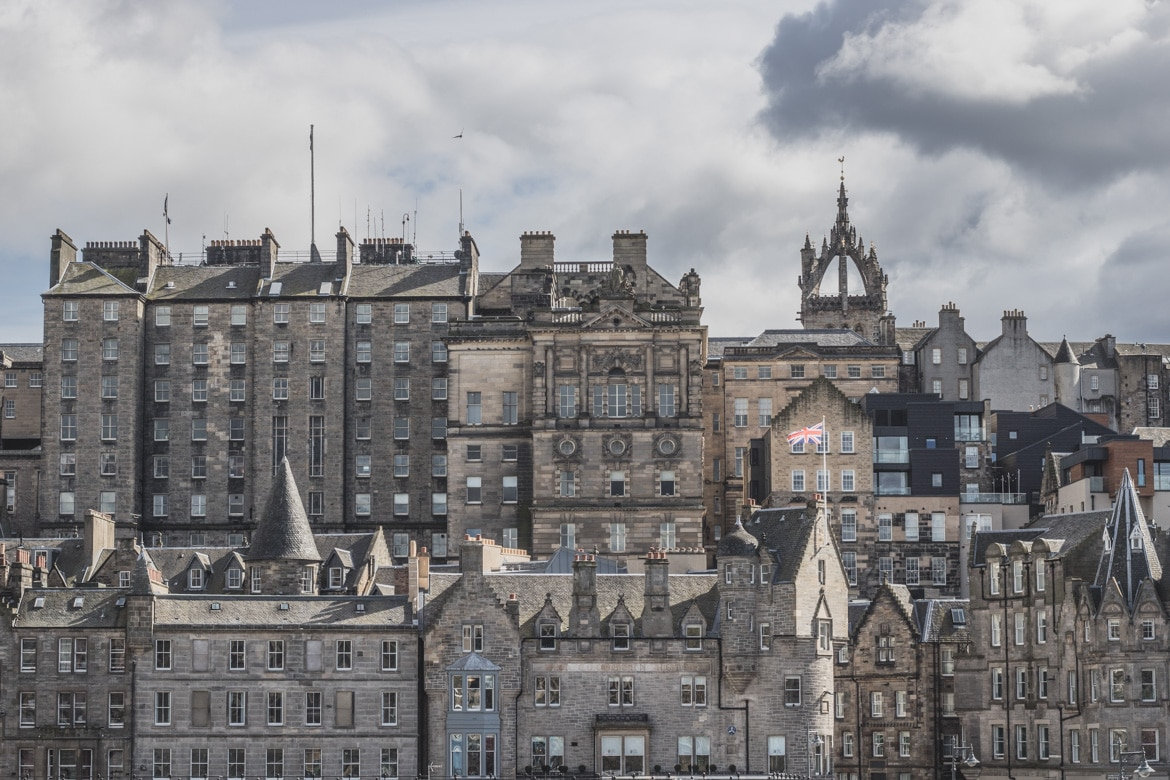 edimbourg weekend