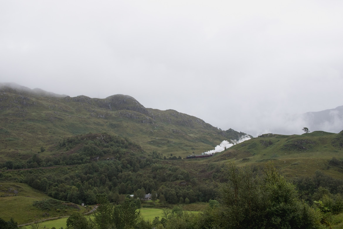 roadtrip ecosse highlands trossachs glencoe glenfinnan