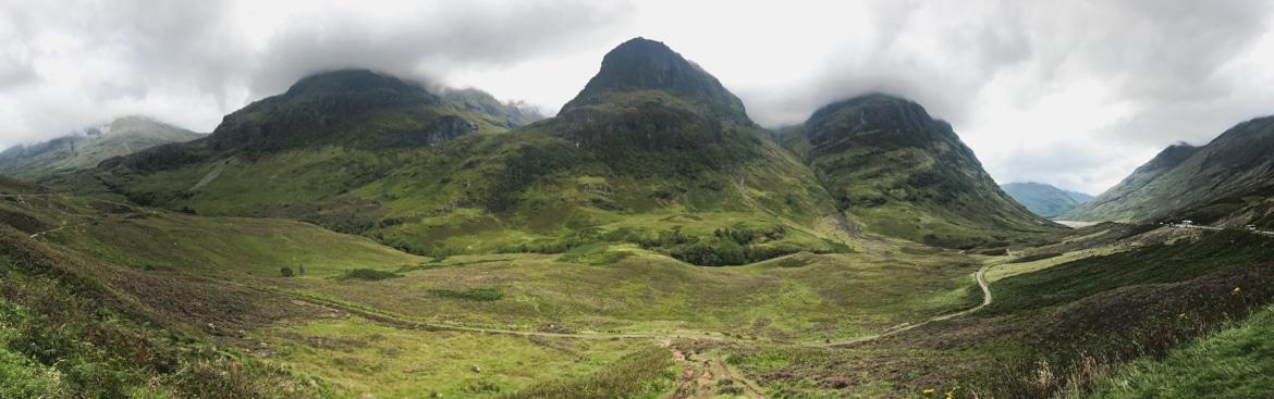 roadtrip ecosse highlands bonnes adresses glen coe