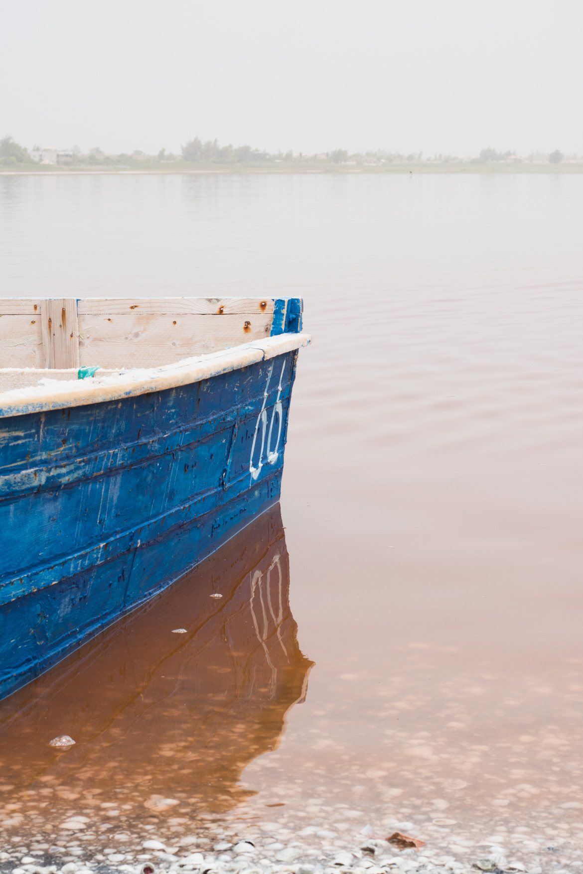 une semaine au senegal decouverte lac rose