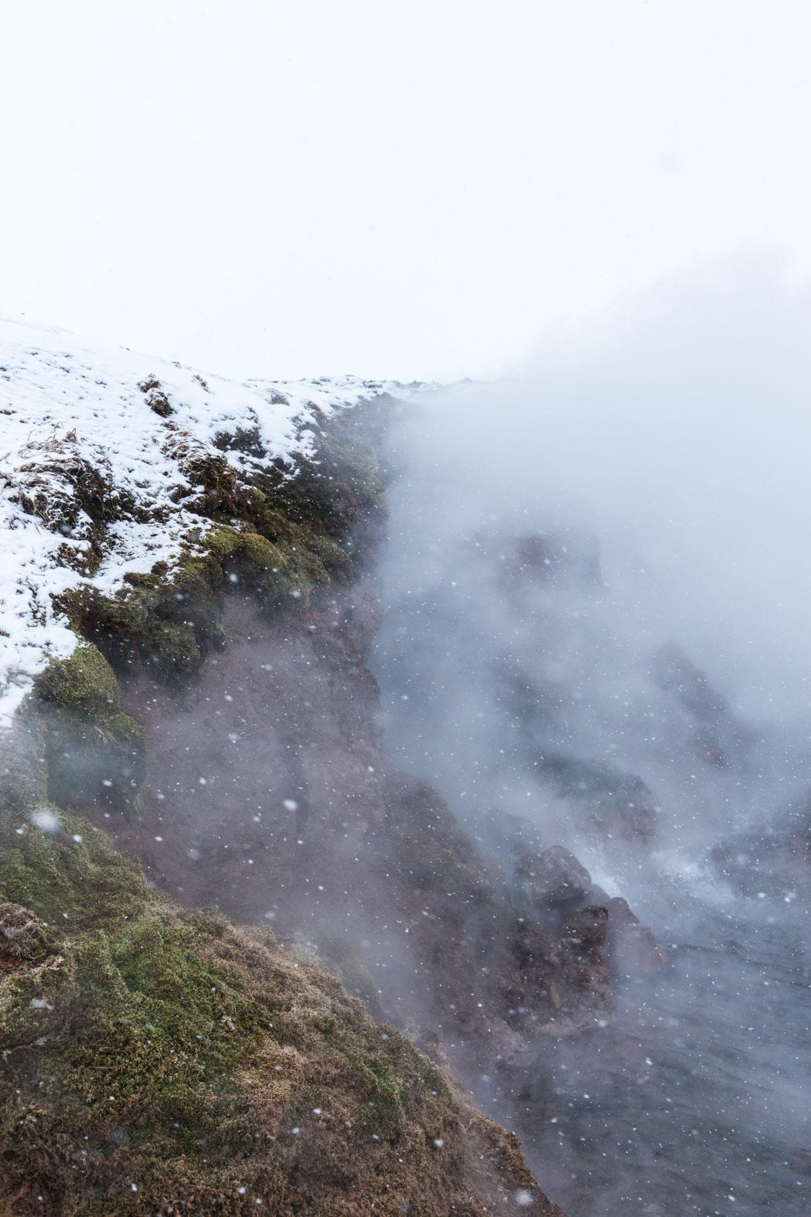 road trip hivernal en islande