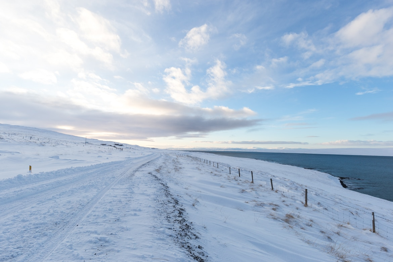 road trip hivernal en islande route islandaise