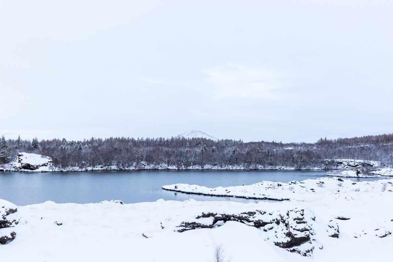 islande roadtrip hivernal lac myvatn parc Hofdi