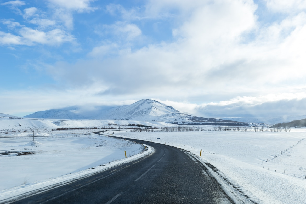 islande roadtrip hivernal