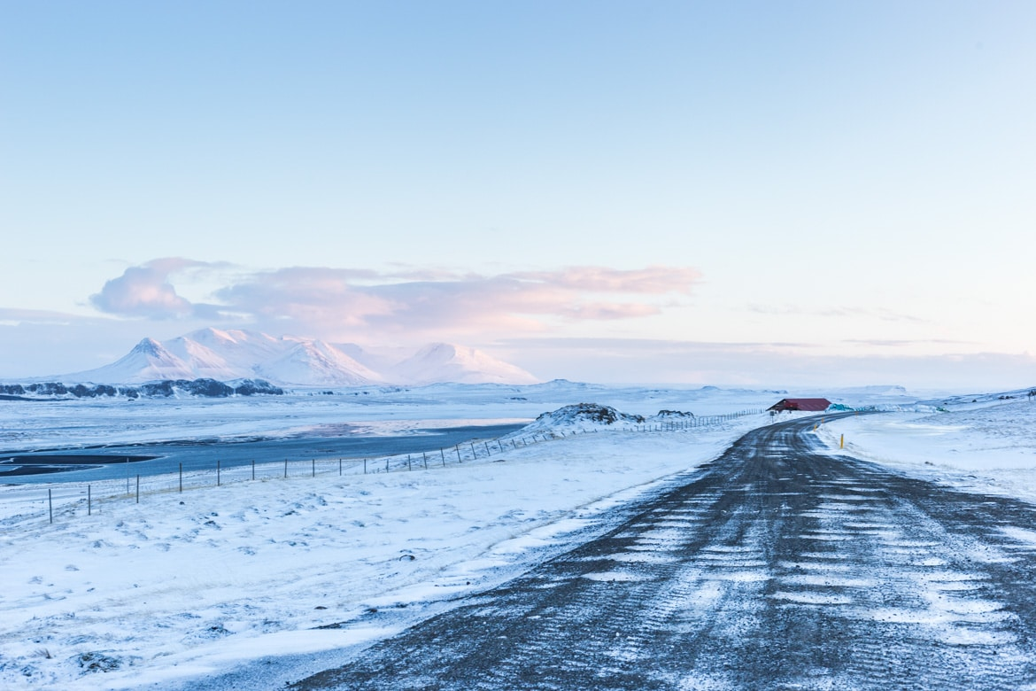 islande roadtrip hivernal Hvitserkur