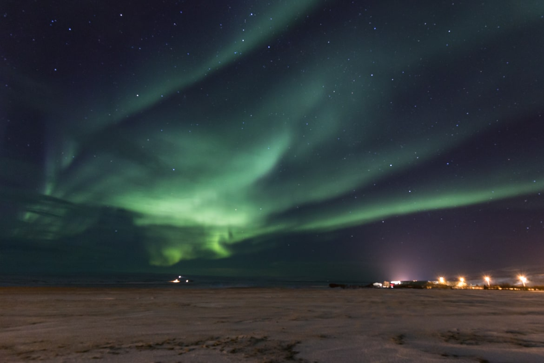 islande roadtrip hivernal aurore boreale