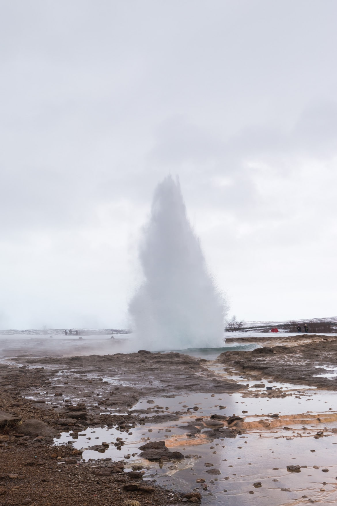 roadtrip hivernal sud islande geysir