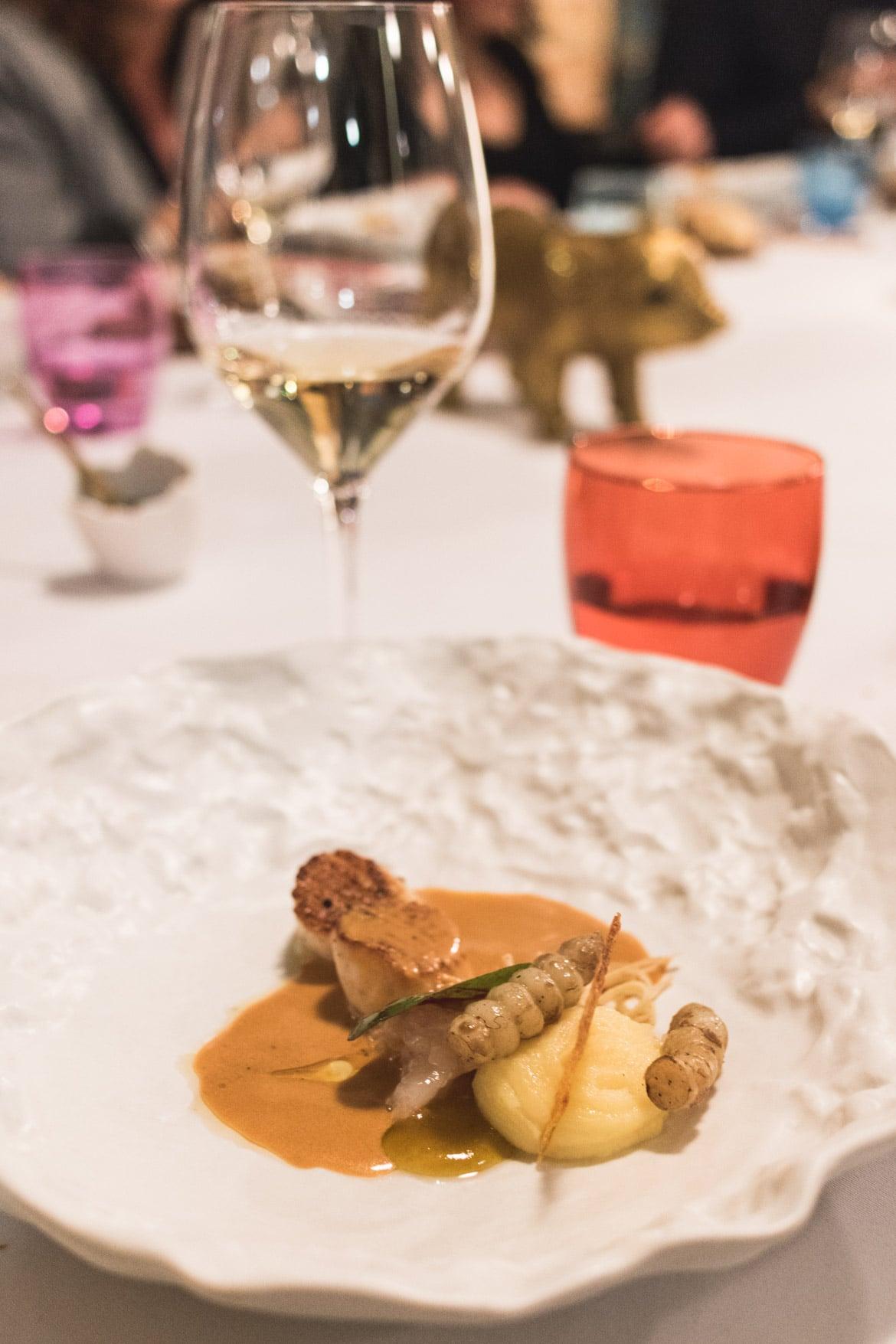hotel restaurant gastronomique en marge toulouse