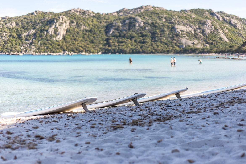 que faire en corse coups de coeur plage de Santa Giulia