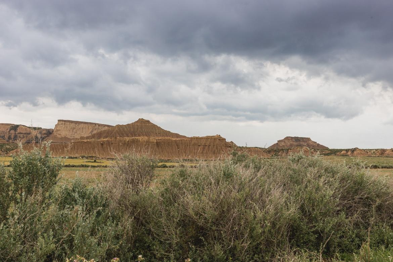 weekend desert des bardenas reales espagne