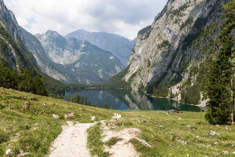 road trip alpes bavaroises autrichiennes lac obsersee