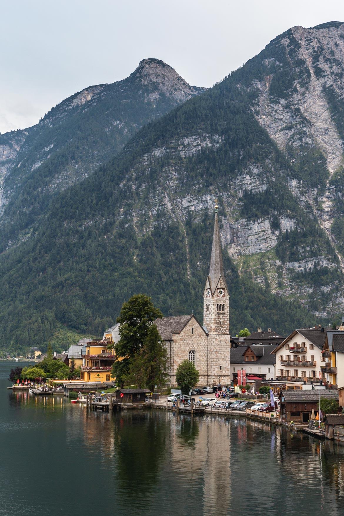 road trip alpes bavaroises autrichiennes Hallstatt