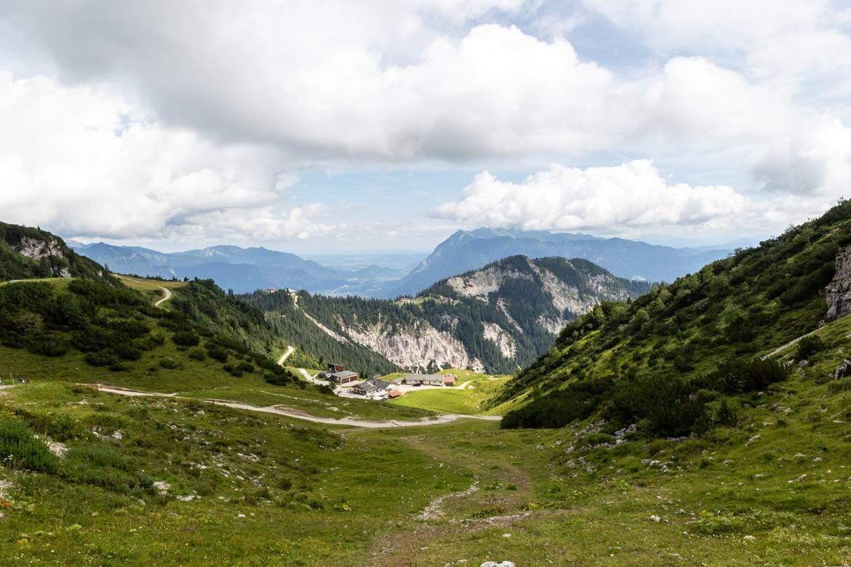 road trip alpes bavaroises autrichiennes Alpspitze