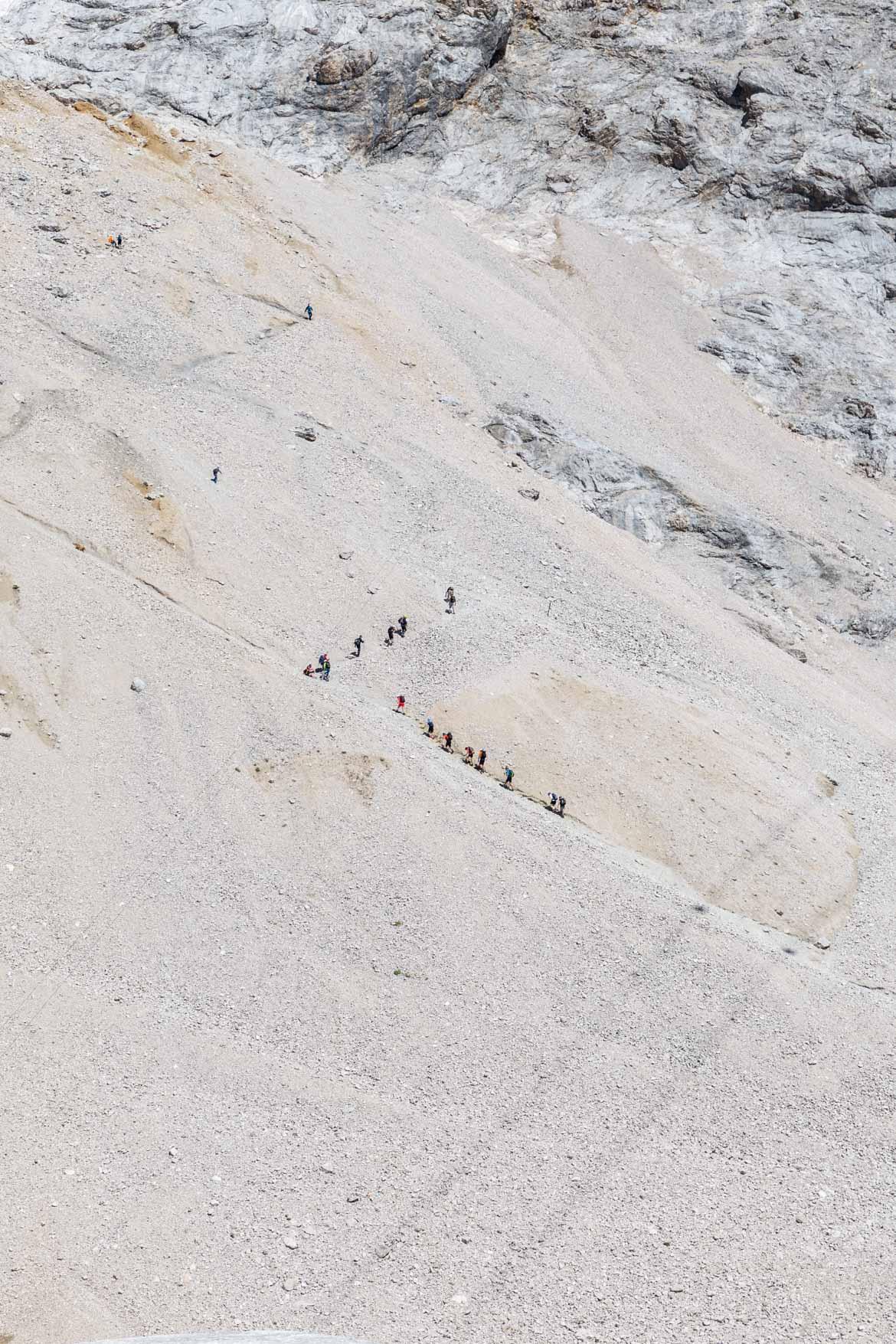 road trip alpes bavaroises autrichiennes Zugspitze